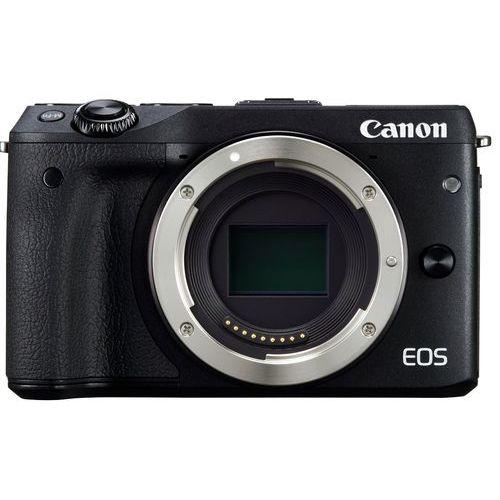 【中古】【1年保証】【美品】 Canon ミラーレス EOS M3 ボディ ブラック