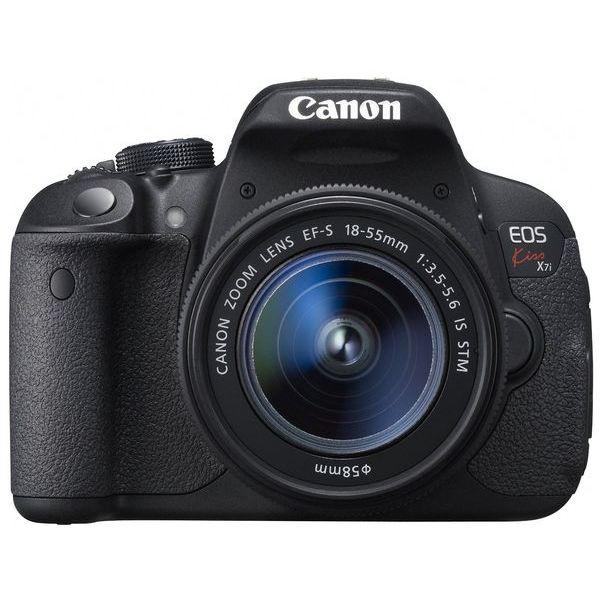 【中古】【1年保証】【美品】 Canon EOS Kiss X7i 18-55mm IS STM