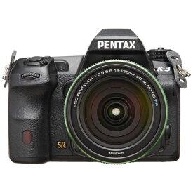 【中古】【1年保証】【美品】PENTAX K-3 18-135mm WR レンズキット ブラック