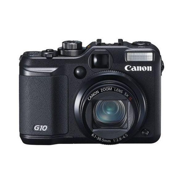 【中古】【1年保証】【美品】Canon PowerShot G10