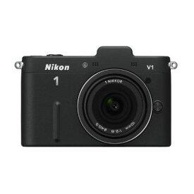 【中古】【1年保証】【美品】Nikon V1 薄型レンズキット ブラック