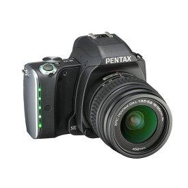 【中古】【1年保証】【美品】PENTAX K-S1 レンズキット DAL 18-55mm ブラック