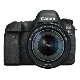 【中古】【1年保証】【美品】Canon EOS 6D Mark II EF 24-105mm IS STM レンズキット