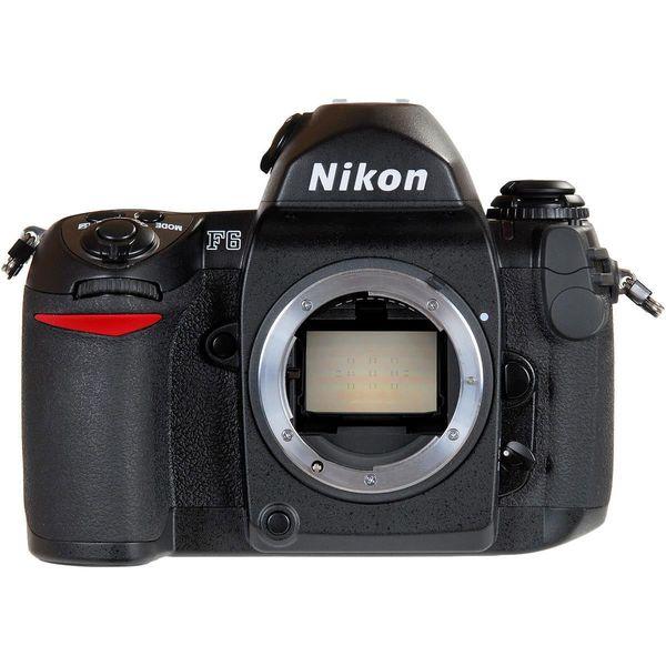 【中古】【1年保証】【美品】Nikon F6 ボディのみ フィルムカメラ