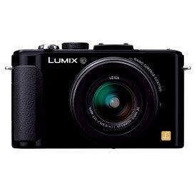 【中古】【1年保証】【美品】Panasonic LUMIX DMC-LX7-K ブラック