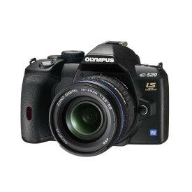 【中古】【1年保証】【美品】OLYMPUS E-520 レンズキット