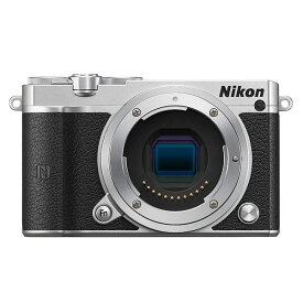 【中古】【1年保証】【美品】Nikon J5 ボディ シルバー