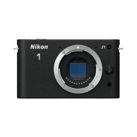 【中古】【1年保証】【美品】Nikon J1 ボディ ブラック