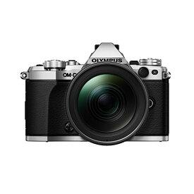 【中古】【1年保証】【美品】OLYMPUS OM-D E-M5 Mark II 12-40mm F2.8 レンズキット シルバー
