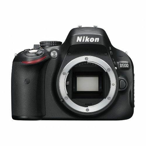 【中古】【1年保証】【美品】Nikon D5100 ボディ