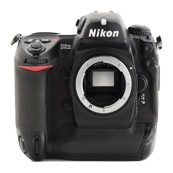 【中古】【1年保証】【美品】 Nikon D2X ボディのみ 本体 1240万画素