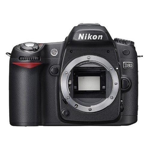 【中古】【1年保証】【美品】 Nikon D80 ボディ BODY