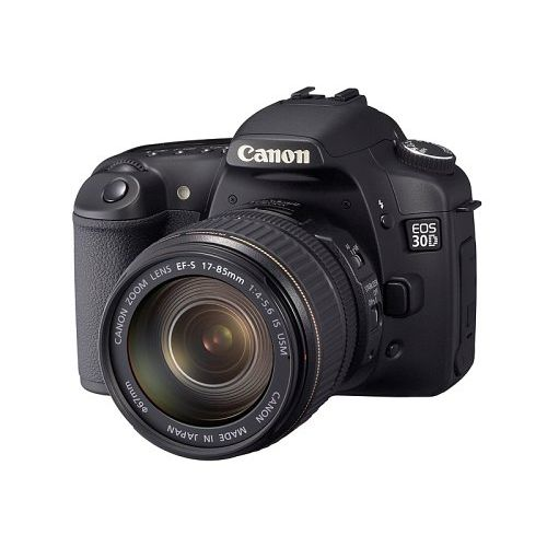 【中古】【1年保証】【美品】Canon EOS 30D EF-S 17-85mm IS USM