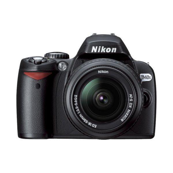 【中古】【1年保証】【美品】 Nikon D40X レンズキット