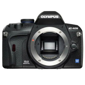 【中古】【1年保証】【美品】OLYMPUS E-420 ボディ