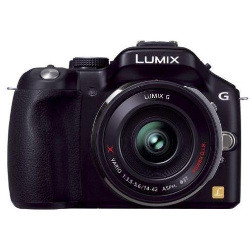 【中古】【1年保証】【美品】Panasonic LUMIX G5 電動ズーム ブラック