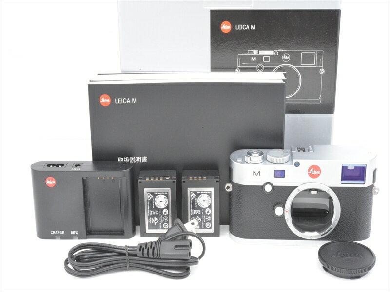 【あす楽】【中古】【1年保証】【良品】 Leica M (Typ240) シルバークローム
