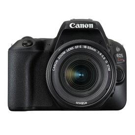 【中古】【1年保証】【美品】Canon EOS Kiss X9 レンズキット ブラック