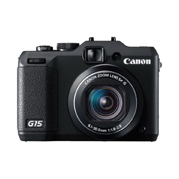 【中古】【1年保証】【美品】 Canon PowerShot G15