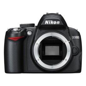 【中古】【1年保証】【美品】Nikon D3000 ボディ