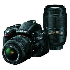 【中古】【1年保証】【美品】Nikon D5100 18-55mm 55-300mm VR ダブルズームキット