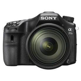 【中古】【1年保証】【美品】SONY α77 II ズームレンズキット 16-50mm F2.8 SSM ILCA-77M2Q