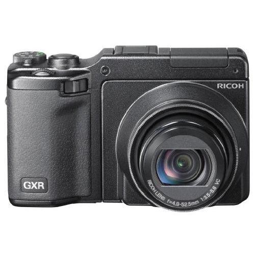 【中古】【1年保証】【美品】 RICOH デジタルカメラ GXR+P10KIT 28-300mm