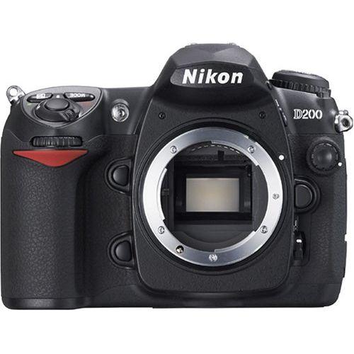 【中古】【1年保証】【美品】 Nikon D200 ボディ 本体