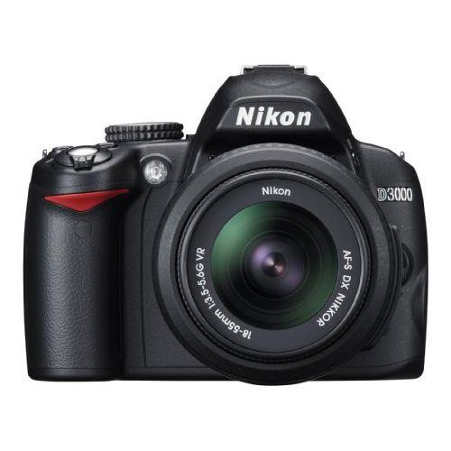【中古】【1年保証】【美品】Nikon D3000 18-55mm VR レンズキット