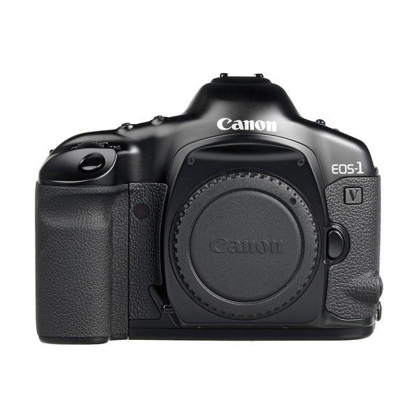 【中古】【1年保証】【良品】Canon EOS-1V ボディ フィルムカメラ