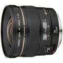 【中古】【1年保証】【美品】 Canon 単焦点レンズ EF 20mm F2.8 USM