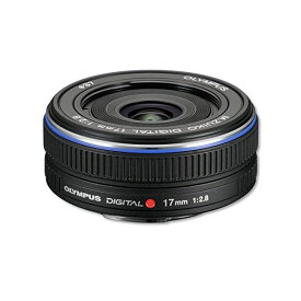 【中古】【1年保証】【美品】OLYMPUS M.ZUIKO DIGITAL 17mm F2.8 ブラック