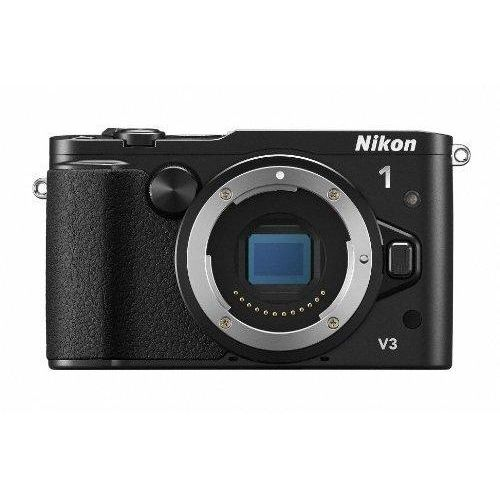 【中古】【1年保証】【美品】 Nikon Nikon 1 V3 ボディ 本体 ブラック