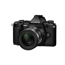 【中古】【1年保証】【美品】OLYMPUS OM-D E-M5 Mark II 12-50mm EZレンズキット ブラック