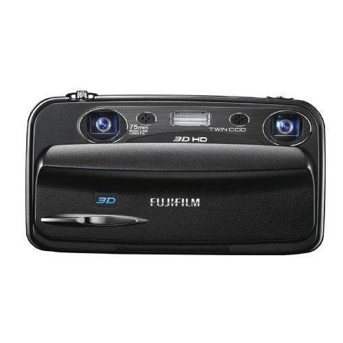 【中古】【1年保証】【美品】FUJIFILM 3D FinePix REAL 3D W3 F FX-3D W3
