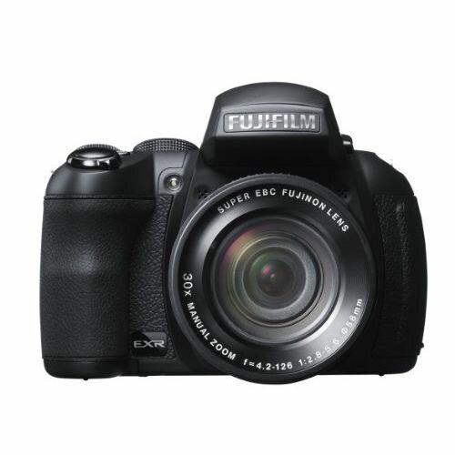 【中古】【1年保証】【美品】 FUJIFILM デジタルカメラ FinePix HS30 EXR