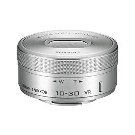 【中古】【1年保証】【美品】Nikon 1 VR 10-30mm F3.5-5.6 PD-ZOOM シルバー