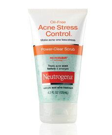 プルミエールルミエールニュートロジーナ社製ニキビストレス肌に前もってコントロールするパワースクラブ洗顔料