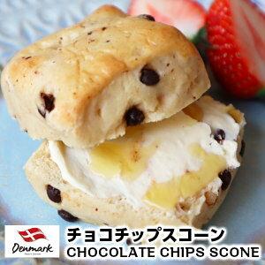 デンマーク産完全焼成済みチョコチップスコーン denmark chocolate chips scone