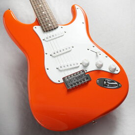 Squier by Fender《スクワイヤー》Affinity Series Stratocaster (Race Red)【あす楽対応】【oskpu】