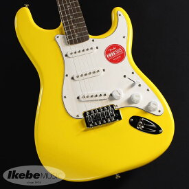 Squier by Fender《スクワイヤー》FSR Affinity Series Stratocaster (Graffiti Yellow)【あす楽対応】 【oskpu】