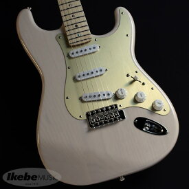Fender《フェンダー》 Made in Japan IKEBE FSR 1966 Stratocaster Reverse Head (US Blonde) [Made in Japan] 【あす楽対応】