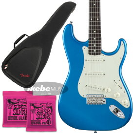 Fender 《フェンダー》(Made in Japan Traditional)Traditional 60s Stratocaster (Candy Blue) [Made in Japan]【お得なFenderギグケース&ERNIE BALL弦2個セット!】【あす楽対応】 【oskpu】