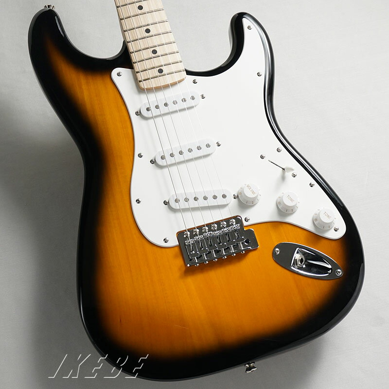Squier by Fender 《スクワイヤー》Affinity Stratocaster(2-Color Sunburst/Maple Fingerboard)【お取り寄せ品】 【oskpu】