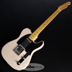 Fender《フェンダー》(JapanExclusiveSeries)Classic50sStrat(SonicBlue)【数量限定!フェンダー・モノグラム・ストラップ(BLACK/CREAM)プレゼント!】【あす楽対応】