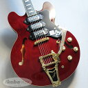 Epiphone SPECIAL RUN COLLECTION Riviera Custom P93 (Wine Red)
