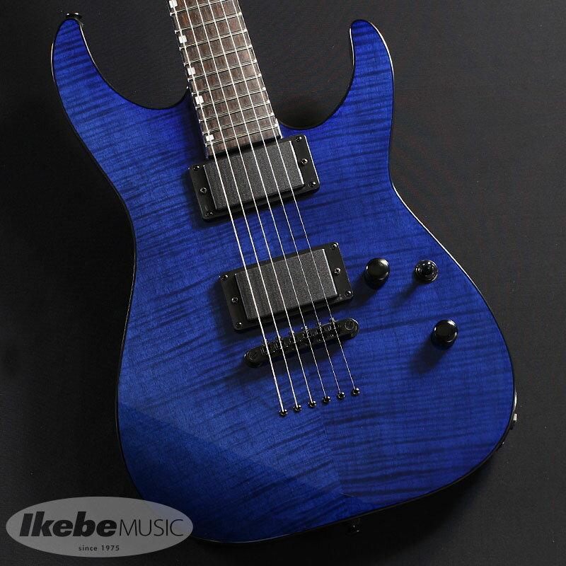 ESP ESP×バンドリ! ガールズバンドパーティ! コラボレーション BanG Dream! Roselia 氷川紗夜 Model M-II SAYO (See Thru Purple) 【受注生産品】