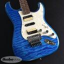 Fender《フェンダー》 Made in Japan Michiya Haruhata Stratocaster (Caribbean Blue Trans/ Rosewood) [春畑道哉(TUBE)日本製シグ…