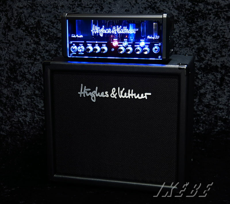 Hughes&Kettner 《ヒュース&ケトナー》TubeMeister Deluxe 20 Head & TubeMeister 112 Cabinet Belden 9497ケーブル・プレゼント【あす楽対応】【送料無料!】