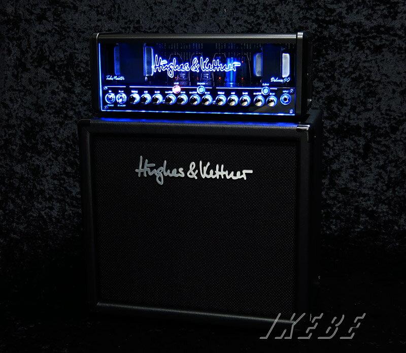 Hughes&Kettner 《ヒュース&ケトナー》TubeMeister Deluxe 40 Head & TubeMeister 112 Cabinet Belden 9497ケーブル・プレゼント【送料無料!】